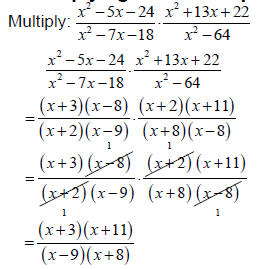 concept dividing rational expressions - Multiplying And Dividing Rational Expressions Worksheet